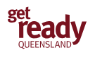 Get Ready Queensland logo