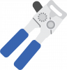 Can opener icon