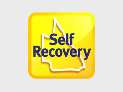 Self Recovery logo