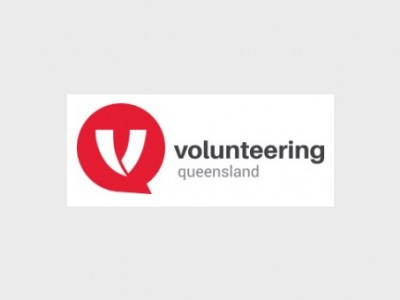 Volunteering Queensland logo