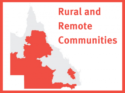 Rural and remote communities